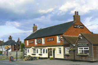 The Horns Lodge, South Chailey
